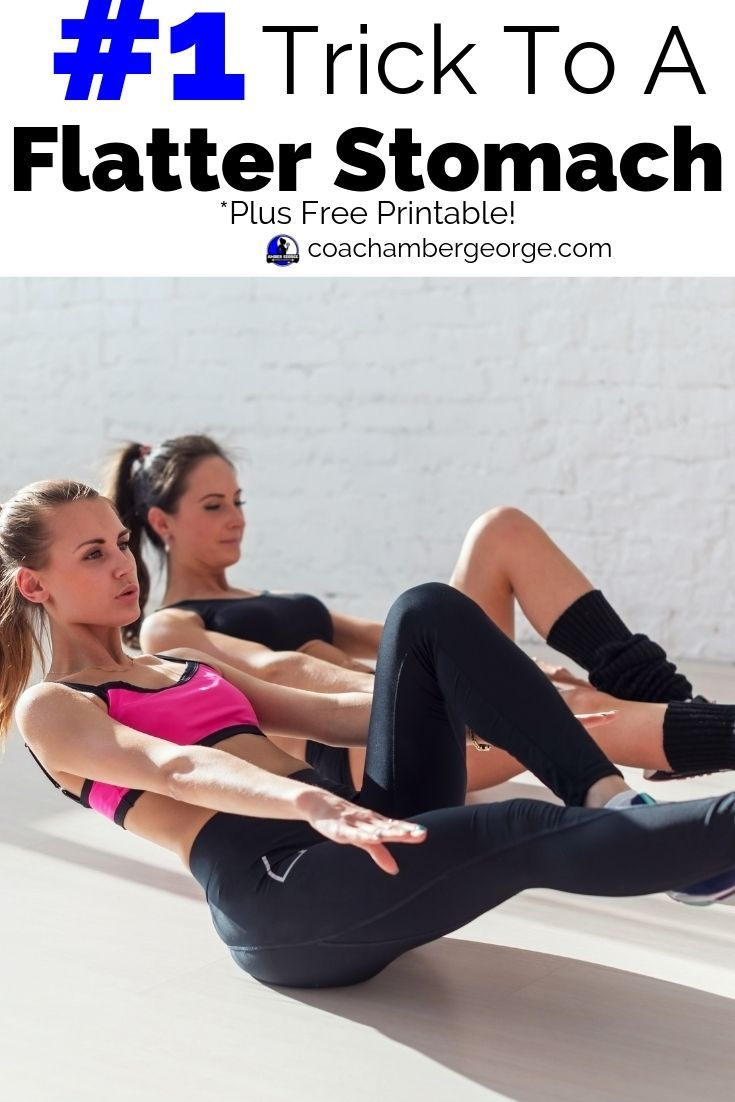 2 Real Tips For Flattening Mommy Tummy Workout For Flat Stomach Abs Workout Workout