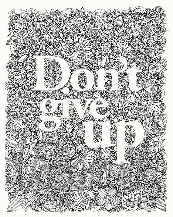 this print will be a perfect reminder to keep going you