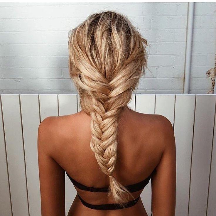 Τα αντηλιακά μαλλιών περιέχουν UV φίλτρα και λειτουργούν σαν πέπλο προστασίας από τις βλαβερές ακτίνες του ήλιου. Εφαρμόστε όποτε εκτίθεστε στον ήλιο για πολλές ώρες και τα ξανθά μαλλιά σας θα γίνουν πιο ανθεκτικά.  #blonde