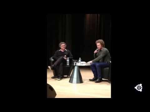 Conferencia de Michel Onfray en Montreal