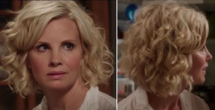 Monica Hair Styles: Monica Potter - Short Curly Hair