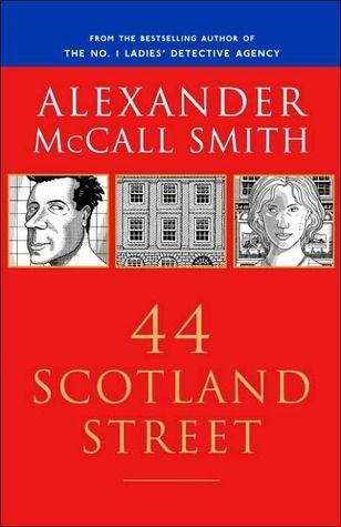 44 Scotland Street (44 Scotland Street, #1) - January ✔️