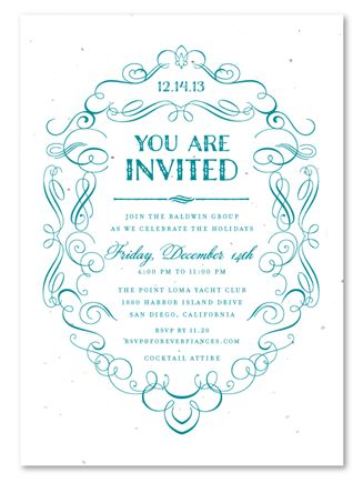 18 best Business Invitations images on Pinterest Business - Formal Business Invitation