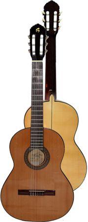 Ver Modelo B5Fn (Natural): Guitarra Flamenca del Constructor Francisco Bros, en el Blog de guitarra Artesana
