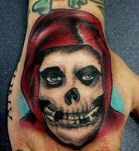 Misfits Tattoo