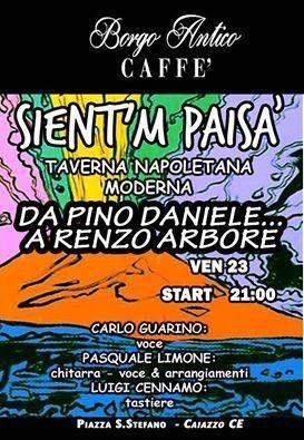Borgo Antico Caffe Da Pino Daniele ... a Renzo Arbore