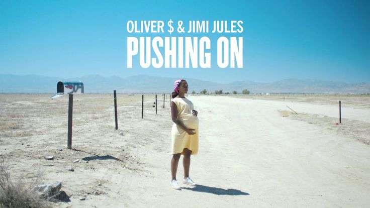 Oliver $ & Jimi Jules - Pushing On (Official Video).  Love Ian Robertson!
