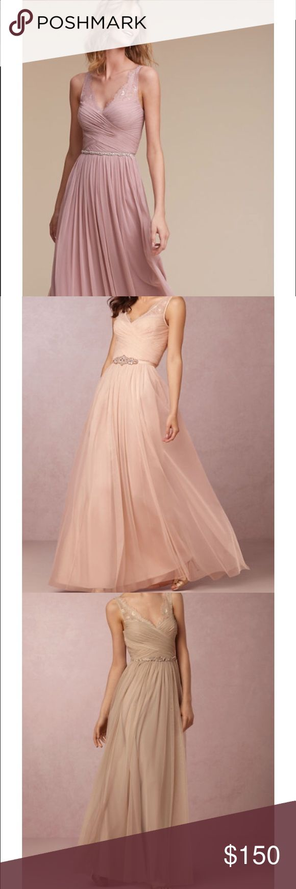 ISO BHLDN Hitherto Fleur size 16 or 18!! Seeking! Sell me your bridesmaid dress!!!! I'm looking for BHLDN Fleur dress gown in size 16 or 18, color Rose Quartz, Blush, Sandstone, or Sea Glass. I really want Rose Quartz but would do the other colors if I can find the size. Can't afford to buy it new  But if you have one hanging in the closet comment and let me know, lets make a deal! These Hitherto dresses sell at Anthropolgie, BHLDN. BHLDN Dresses