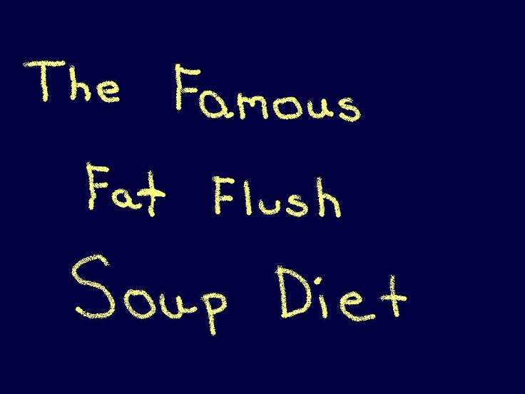 Survival Guide by The Working Mom: Famous Fat Flush Diet