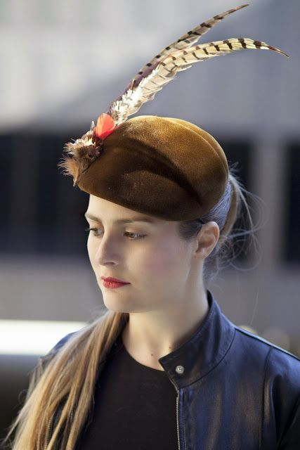 Hat by Charo Iglesias