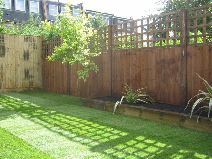 Garden Design Ideas With Sleepers Best Idea Garden Of Garden Design ...