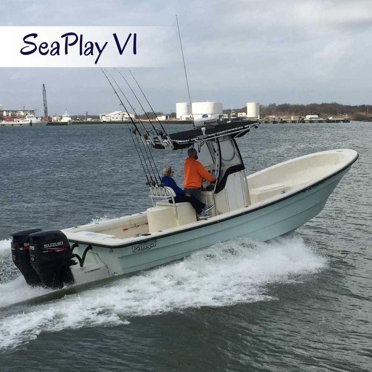 Galveston fishing chartersoffshore inshore jetty