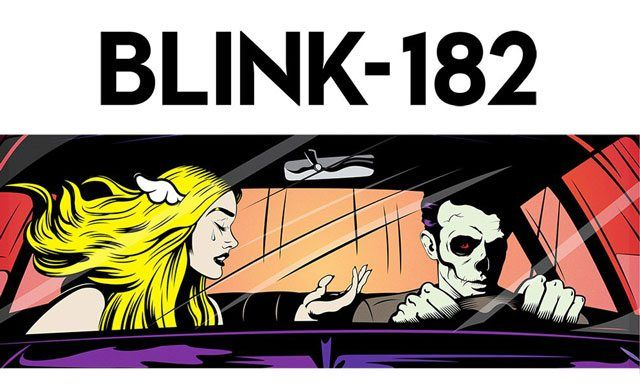 Blink 182 announce 2016 tour dates and album release date.#blink182