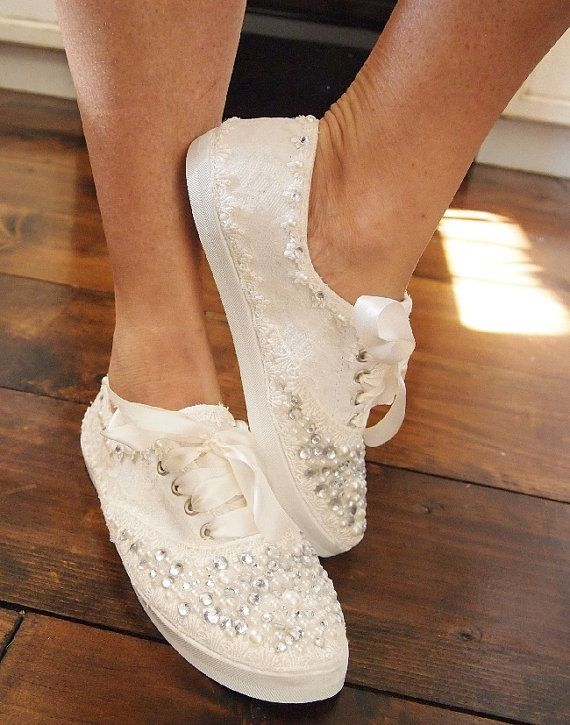 17 best ideas about wedding tennis shoes on