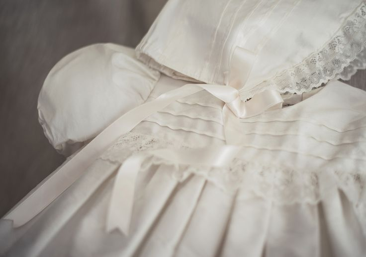 #christening #dress #tailormade #lace