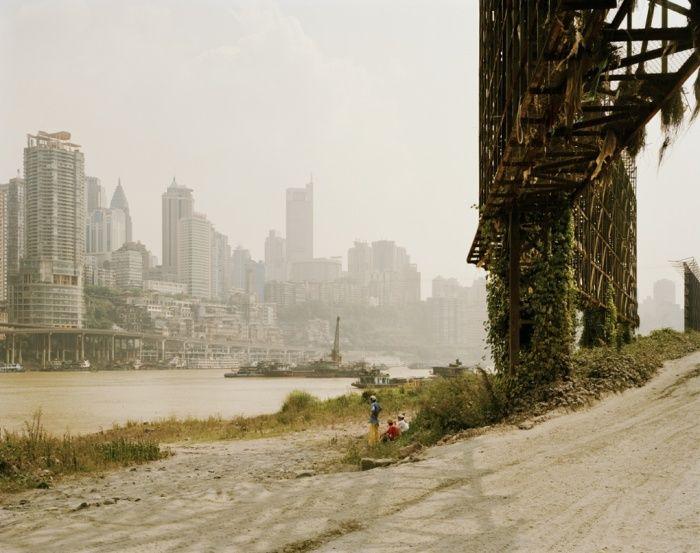 Chongqing II, Chongqing Municipality. Photograph by Nadav Kander