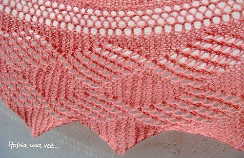 Rosewood pattern by Silvia Bentancur