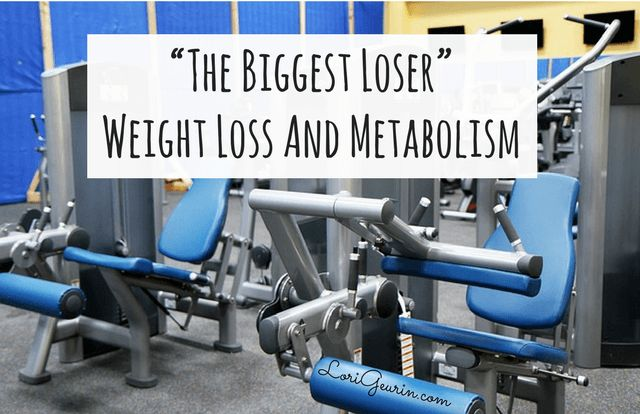 "Extreme Weight Loss And Metabolism   quot The Biggest Loser quot Everyone is talking about ""The Biggest Loser study"". Find out what we can learn from it about extreme weight loss and metabolism."