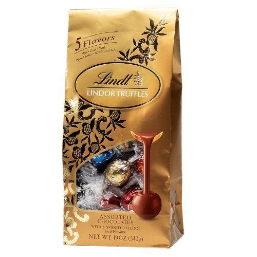 Lindt Chocolate Lindor Truffles Ultimate Assortment, 19-Ounce - http://bestchocolateshop.com/lindt-chocolate-lindor-truffles-ultimate-assortment-19-ounce/