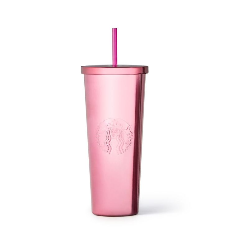 berry stainless steel cold cup   starbucks
