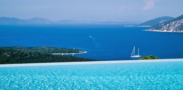 Kefalonia luxury hotels. Leivatho hotel. Learn more at http://www.leivathohotel.gr/accommodation.php