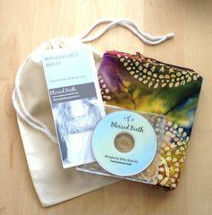 DIY Bengkung. Postpartum belly binding kits.