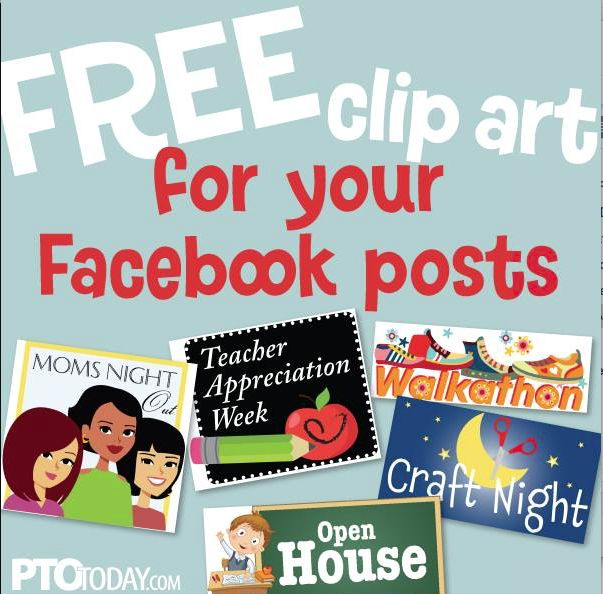 Get our free clip art to help make your social posts stand out!