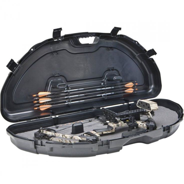 Bags Cases and Covers 181300: Plano Protector Compact Bow Case (Black) -> BUY IT NOW ONLY: $37.39 on eBay!