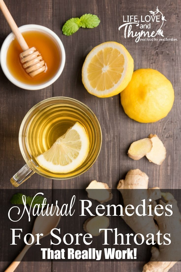 Many times it's best to reach for natural remedies for sore throats before going the prescription route. These tips will help you easily battle sore throats without the added chemicals.