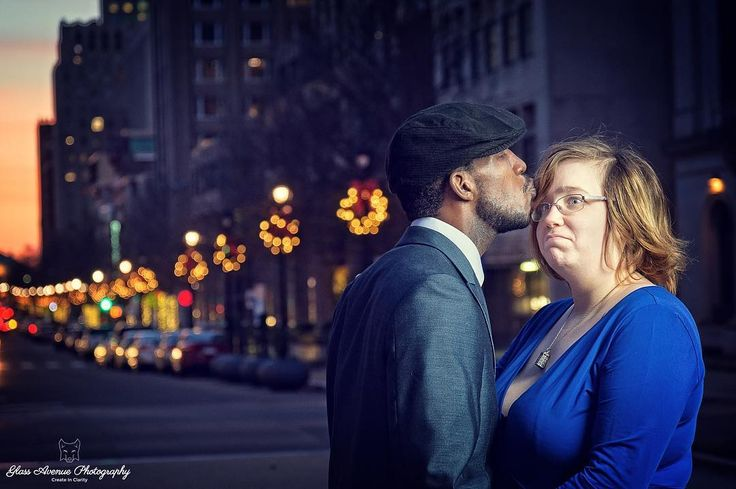 I don't advertise it as much as I should but I do shoot engagements Anniversaries and weddings. Book your consultation at GlassAvenuePhotography.com Took this hilarious shot last night in downtown Raleigh. If you know this couple this photo is 100% them. . . #CreateInClarity #GlassAvenue #WeddingPhotographer #Engagement #Husband #Wife #Interracial #NorthCarolina #Strobist #Rovelight #Fotodiox #Nikon #D7200 #SmallBusiness #Entrepreneur #Raleigh #Durham #ChapelHill #Greensboro #Fayetteville…