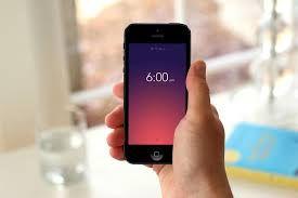 Image result for clock in app design