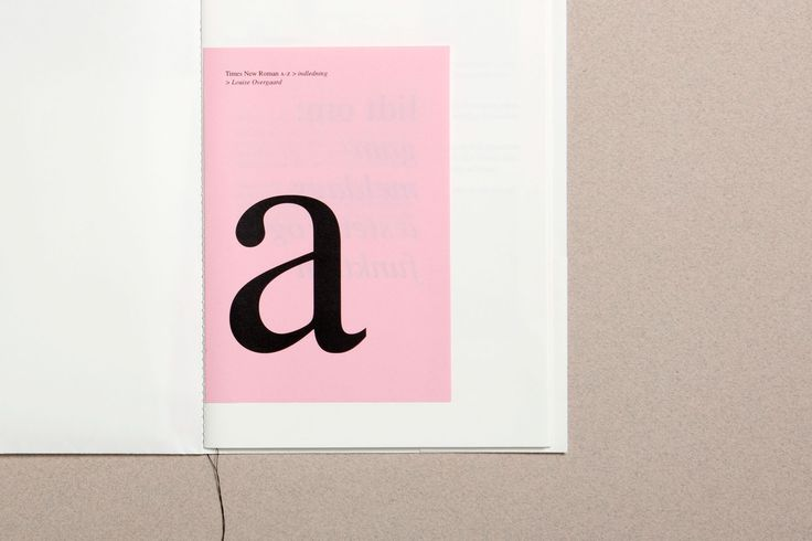 """Check out this @Behance project: """"Type Specimen Poster & Book, Times New Roman"""" https://www.behance.net/gallery/527496/Type-Specimen-Poster-Book-Times-New-Roman"""