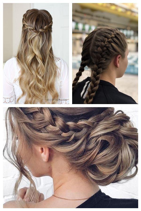 3 Simple Rope Braid Hairstyles Braidedhairstyles Twistbraidedhairstyles Braided Hairstyles Rope Braided Hairstyle Hair Styles