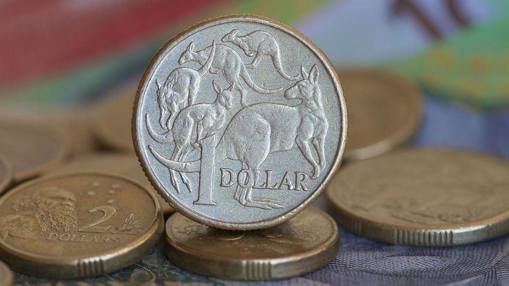 Moneda de un dólar australiano