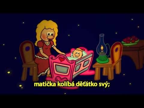 Hajej můj andílku Karaoke - YouTube