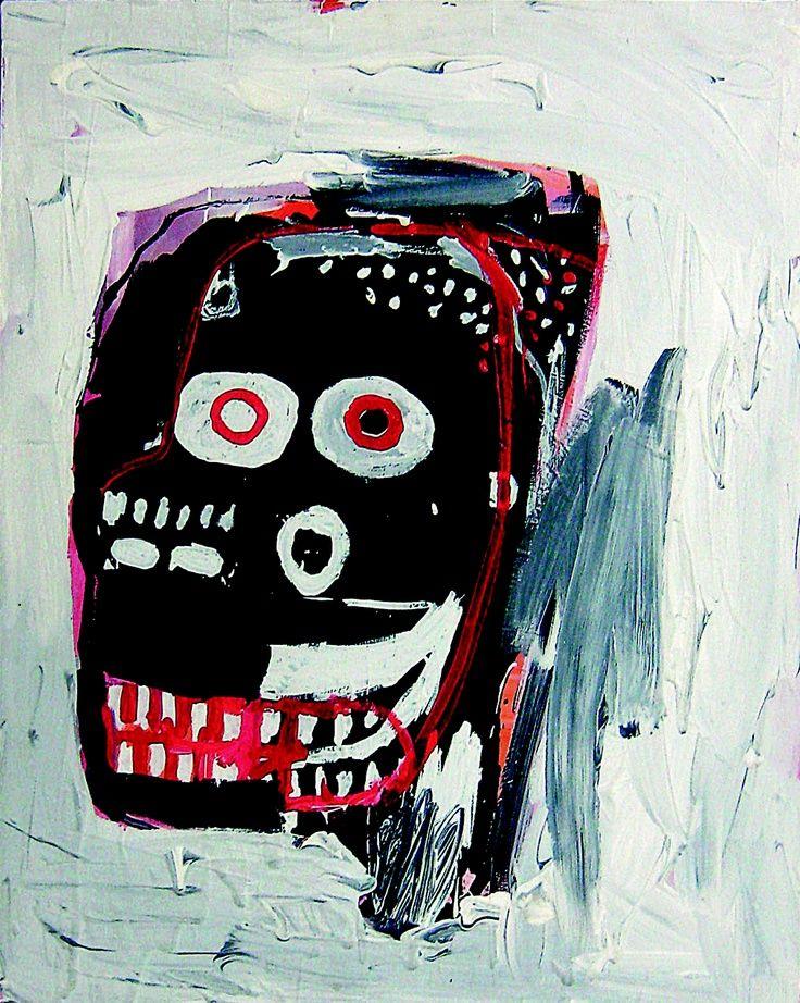 Untitled, 1983 by Jean Michel Basquiat                                                                                                                                                                                 Plus