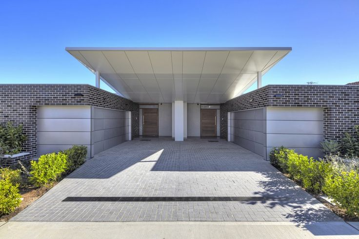 Chiswick Contemporary/ modern Residence / Arki[vis] design studio. Luxury Dual occupancy. Sydney Architecture.