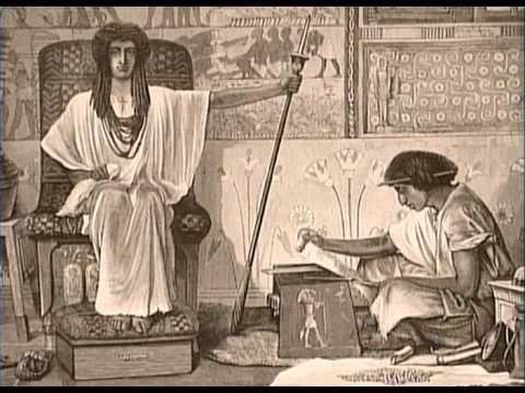 Histoire D'Egypte - 16 Les trésors de la bibliothèque d'Alexandrie