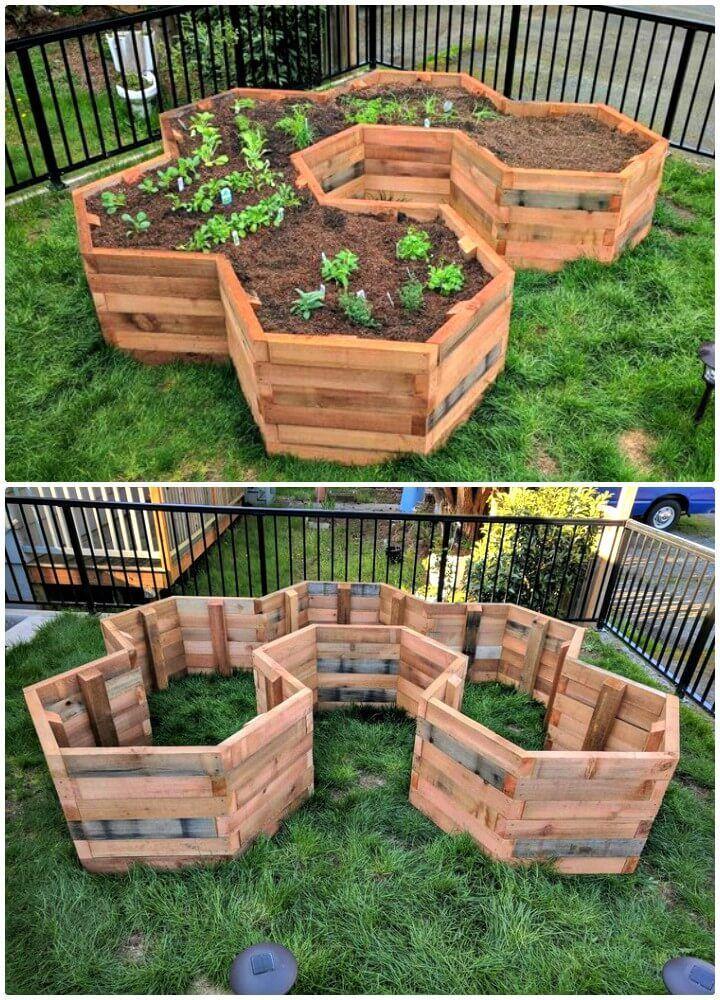 DIY Garden Projects – 101 DIY Ideas to Upgrade Your Garden #gardening