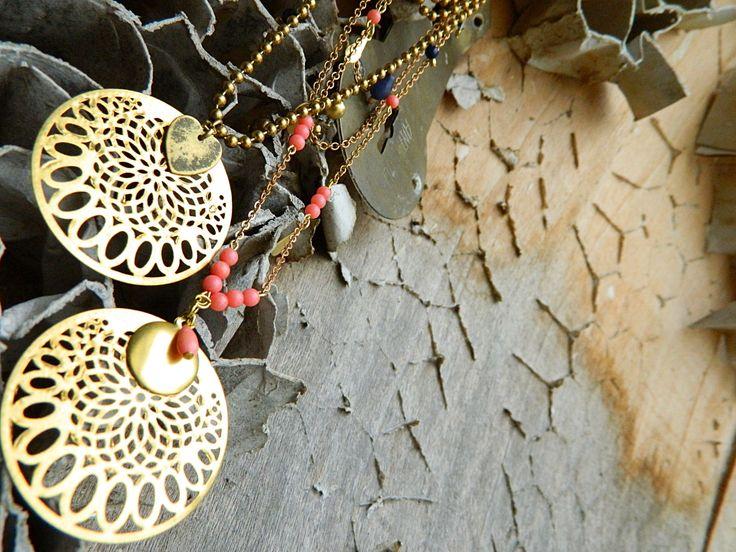Planet necklaces. Natanè, jewels, necklaces