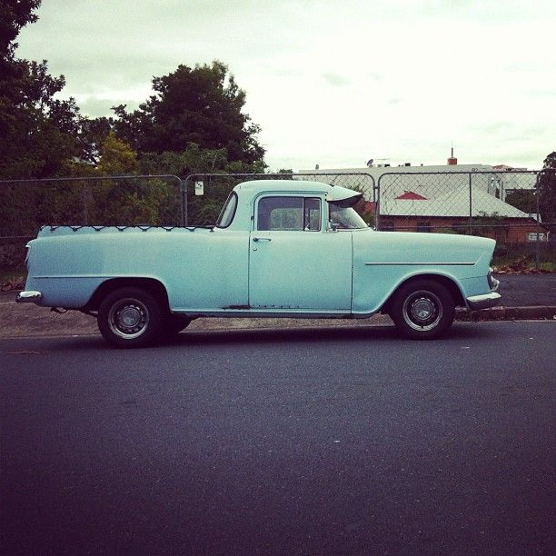 Old car. Brisbane.