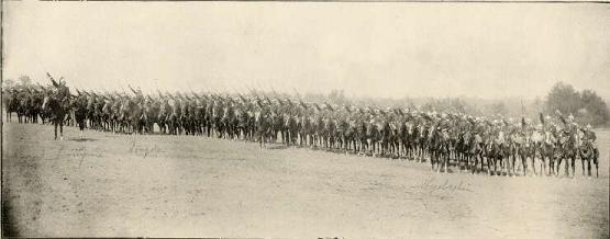 1914-1918 : La charge du sous-lieutenant Verny » Zone Militaire