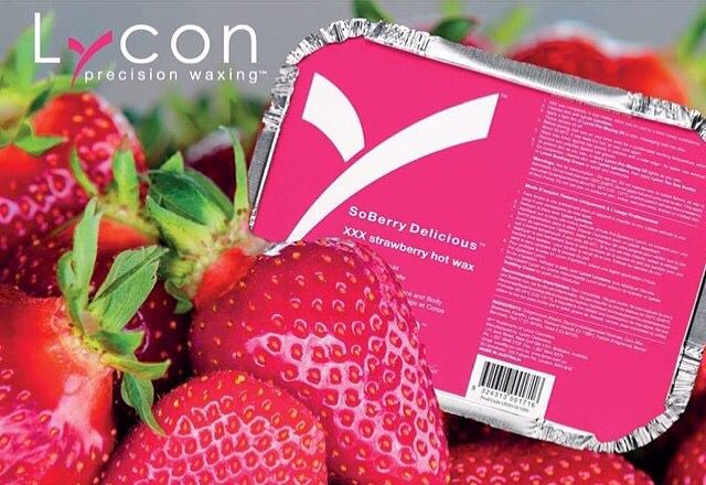 Mmm SoBerry delicious! #lycon #happywaxing