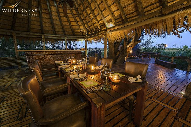 Little Mombo - An intimate, sumptuous camp in the midst of the Delta #Africa #Safari #Botswana