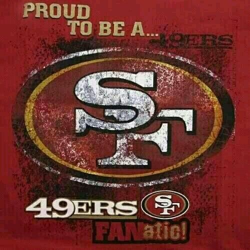 49ers Football Man Cave