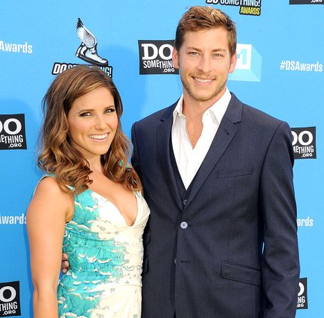 "So cute! Sophia Bush gushes about boyfriend Dan Fredinburg saying he's ""the spark to my match"""