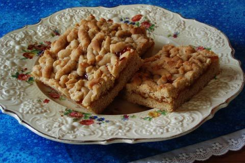 Tasty Squares (an old-fashioned South-African slice)