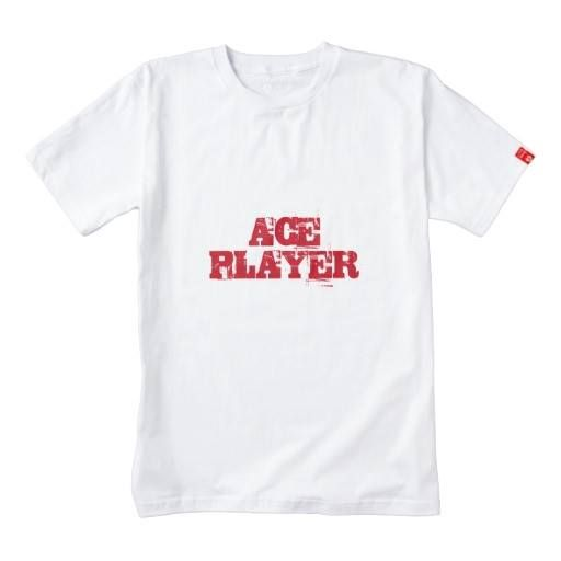 (ACE PLAYER  T-shirt Zazzle HEART T-Shirt) #Ace #Player #Playing #Poker #Sized #Spades is available on Funny T-shirts Clothing Store   http://ift.tt/2evewjr