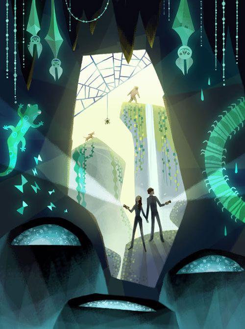 univers poetico -magique + idée d'enquête