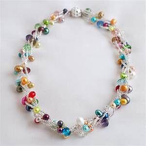 Pearl & Mini Silver Bead Necklace | Margaret Palmer Jewelry
